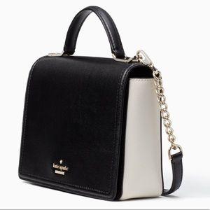 Kate Spade Maisie Leather Crossbody Handle Purse
